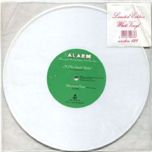 "Alarm (The) - A New South Wales (12"") (White Vinyl) (VG-/VG-)"